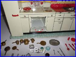 Marx Modern Kitchen Set and Accessories