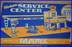 Marx Modern Service Station # 471 Rare Mint Sealed