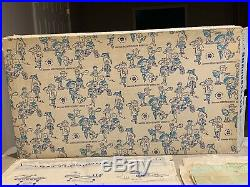 Marx Montgomery Ward Battleground Play Set Box#4169MO