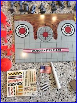 Marx Moon Base Play Set Box #4652 ORIGINAL BOX