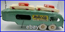 Marx Motor City Auto Transport with Truck
