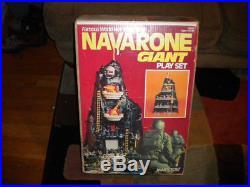 Marx Navarone Playset 1977 Complete