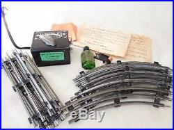 Marx Official Tails Of Wells Fargo #54762 027 Gauge Electric Train Set