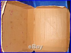 Marx Original Wagon Train 4777 Playset- Empty Box Fair Condition
