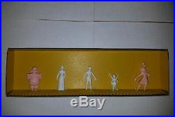 Marx Peter Pan Realistic Miniature Figures Playset RARE MINT GORGEOUS BOX