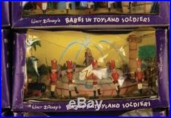 Marx Playset Store Display Disney Babes In Toyland Rare Disneykins Scarce