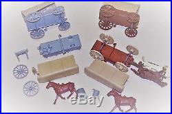 Marx Playset Wagons