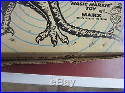 Marx Prehistoric Dinosaur Playset original #3398 circa 1963