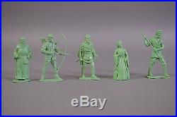 Marx Richard Greene Robin Hood Playset Character Figures