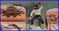Marx Rider of the Range Roy Rogers 8 Hartland figure MIB
