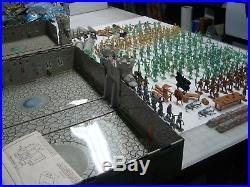 Marx Robin Hood Knights Vikings Castle Lot Huge Hundreds Of Items