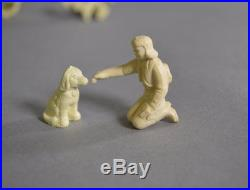 Marx Roy Roger Playset- Ranch Kids (a complete rare set) Low Price
