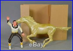 Marx Roy Roger Rider Of The Range Mint in Box- Hartland