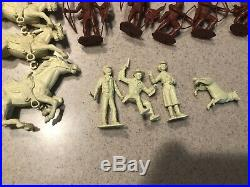 Marx Roy Rogers Double R Bar Ranch Box#3989 With Box 1950s