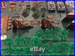 Marx Sears Allstate American Patrol Battleground Box#6018