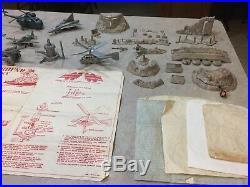 Marx Sears Allstate Army Battleground Play Set Box#5960