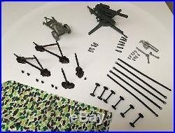 Marx Sears Allstate World War II Battleground Tank Battle Play Set withBox #1582