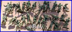 Marx Sears Allstate World War ll European Theater Play Set # 5949 Hard to Find
