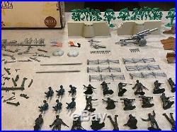 Marx-Sears Battleground Army Combat Set Box#6017
