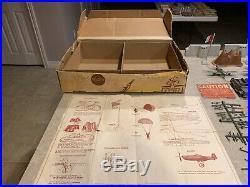 Marx Sears D-Day Army Set Box #6027C