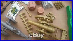 Marx Sears REVOLUTIONARY WAR HERITAGE Playset COMPLETE withbags Playset