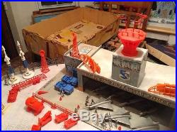 Marx Strategic Air Command Playset