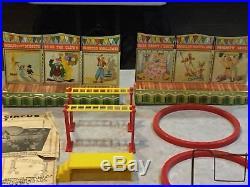 Marx Super Circus Play Set Box#4319