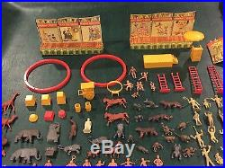 Marx Super Circus Play Set Box#4320