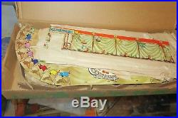 Marx Super Circus Playset No. 4320 Never Used Condition Original Box 1952