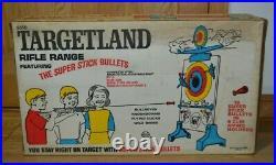 Marx TARGETLAND Rifle Shooting Gallery Rare Factory Sealed # 5650