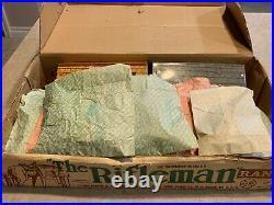 Marx The Rifleman Ranch Play Set Series 1000 Box#3997-98