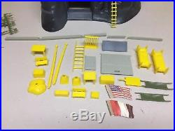 Marx Toys Navarone Playset 3412 Box Instructions