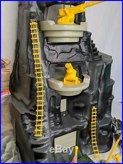 Marx Toys Navarone Vintage 1974 Complete Battleground Playset #3412 Rare WWII