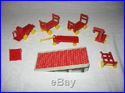 Marx Trucking Freight Terminal Play Set with Trucks and Accessories
