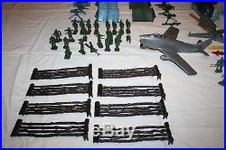 Marx US Armed Forces Training Center Set Series 500 No 4149 in Original Box