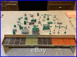 Marx Untouchables Play Set Box#4676