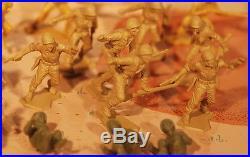 Marx Vintage Army War Set