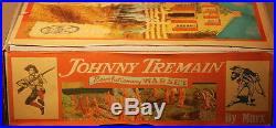 Marx Vintage Johnny Tremain Revolutionary Warset