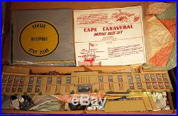 Marx Vintage Sears Happi Time Cape Canaveral Playset