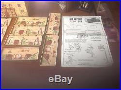 Marx Vintage series 2000 Alamo playset