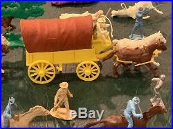 Marx Wagon Train Series 5000 No Box