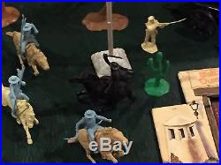 Marx Walt Disney's Zorro Play Set Series 1000 Box#3754
