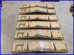 Marx Walt Disneys Zorro Play Set Series 1000 Box#3754