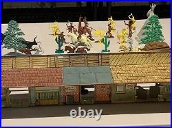 Marx Wells Fargo Play Set Series 500 Box#4263