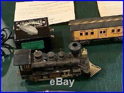 Marx Wells Fargo Train Play Set Box #54762