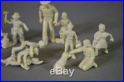 Marx Western Roy Rogers Ranch Kids Set of 13