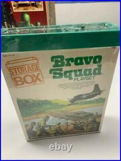 Marx Wwii 5 Playsets Navarone, Bravo, 2battlegrounds, Carry All Look! Xmas Ready