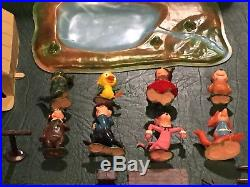 Marx Yogi Bear Play Set Box #4364