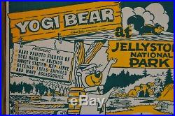 Marx Yogi Bear at Jellystone Park Play set Mint Factory Sealed