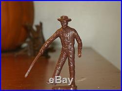 Marx gunsmoke figures vintage